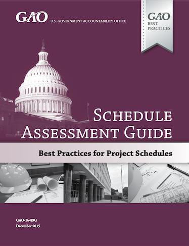 GAO-Schedule-Assessment-Guide